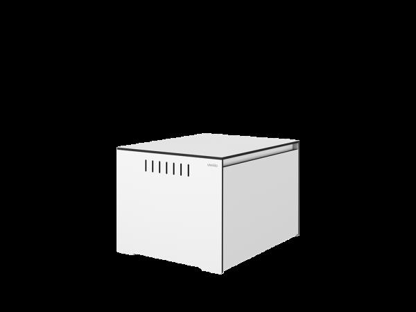 Auflagenbox MAATZE, weiß